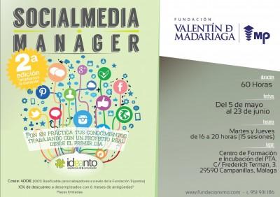 SOCIAL MEDIA MANAGER. 2ª EDICIÓN